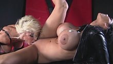 3:22 Bra Busting Lesbians with Amy Anderssen, Puma Swede