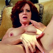 Horny Redhead with Andi James