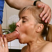 Pussy Pounding with Ruby Stone