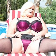 Getting Some Sun with Lacey Starr