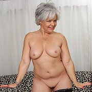 Sexy Old Woman Gets Naked For You with Kelly Leigh