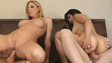 3:27 Rookie Swingers 2 with Lexi Lamour, Mika Tan