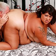 Cock Hungry BBW Gets Fucked Good with Veruca Darling