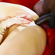 Horny Slut Being Sodomised By A BBC with Dana DeArmond