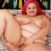Fat And Sexy BBW Gets Naked For You with Sara Star