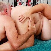 Big Titty BBW Enjoys Pussy Pounding with Haley Jane