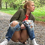 The Park Path with Chrissy Fox