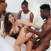 Cougar Gangbang with Syren Demer