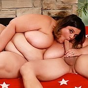 Fat N Sexy Pussy Pounding with Erin Green