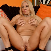Mature Blonde with Chery Leigh