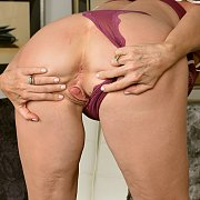 Big Breast Play with Andi James