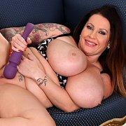 Toy Orgasm with Laura Orsolya