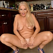 Mature Blonde Babe with Chery Leigh