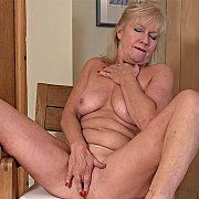 Mature Fun with Sapphire Louise
