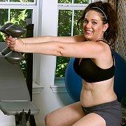 Workout with Katrina Sobar