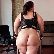 Big Booty No Pants Treadmill with Mia Sweetheart
