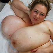 Bed Spread Tits with Lily Drambue