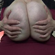Shaking Her Tits Out with Suzie Q