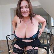 Horny BBW Housewife with Nila Mason