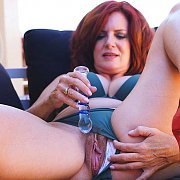 Gorgeous Redhead with Andi James