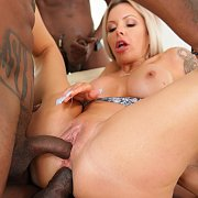 3 Holes For 3 BBCs with Nina Elle