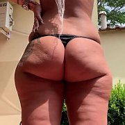 Pawg Ass Clap Booty Bounce with Twerk Diva