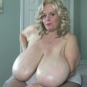 Slippery Oiled Big Tits with Suzie Q