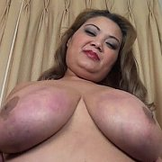 Asian Big Boobs Bounce with Miss LingLing