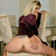 Velvet MILF with Brandon Areana