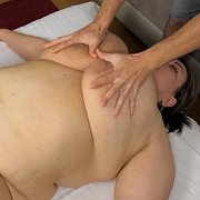 Perverted Gynecologist Orgasm with Pauline