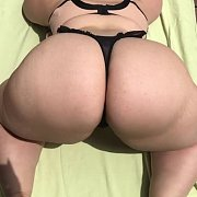 PAWG in Thong Twerking with Mia Sweetheart