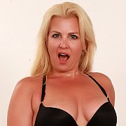 Mature Blonde Woman Gets Naked For You with Taylor Leigh