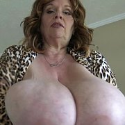 Mature Mega Tits with Suzie Q