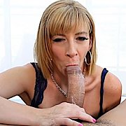 Sloppy Long Dick Blowjob with Sara Jay