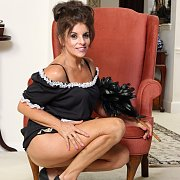 Horny Maid with Nicole Newby