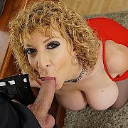 Boss Lady Blowjob with Sara Jay