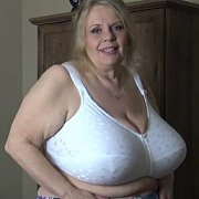 Mature BBW with Unbelievable Boobs with Suzie Q