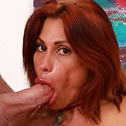 Cock Craving Old Woman Fucked Good with Sheila Marie