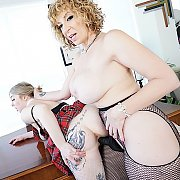 Pleasing The Boss Lady with Sara Jay, Kaiia Eve