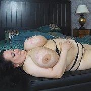 Huge Tits in Tiny Bikini with Sunniva Lind