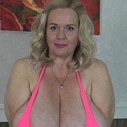 Tiny Bikini Huge Tits with Suzie Q