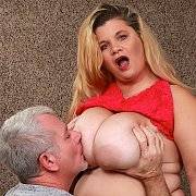 Big Titty BBW Enjoys Fucking with Haley Jane