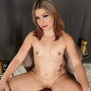 Nude on the Chair with Deanna Young