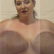 Boobs On Glass with with Mara Jane