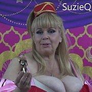 Genie with Big Boobs with Suzie Q