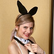 Bunny Babe with Sienna K