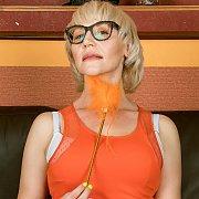 Blonde Temptation with Lika
