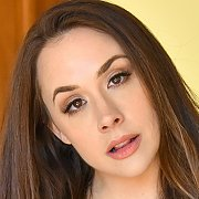 Hot Red Lingerie with Chanel Preston