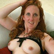 Sexy MILF Redhead with Aella Rae