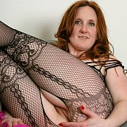 Redhead Pleasure with Aella Rae